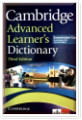 Cambridge Advanced Learners Dictionary (Examination Copy - with CD-Rom)